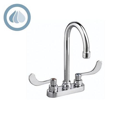 American Standard Monterrey Centerset Gooseneck Bathroom Faucet