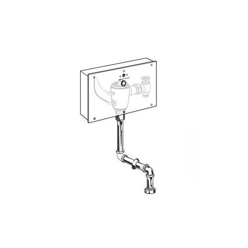 Concealed Urinal Flush Valve