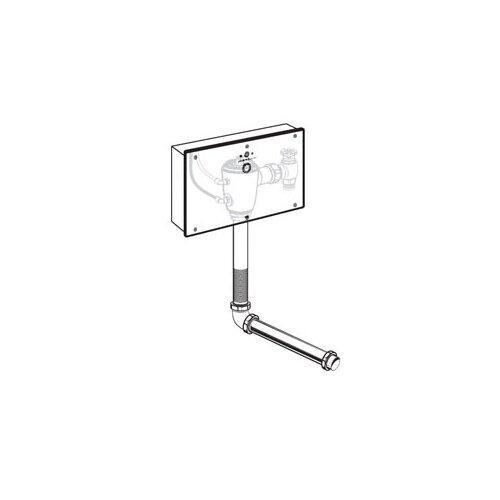 American Standard Concealed 1.6 GPF Multi-AC Wrist Blade Flush Valve with Back Spud