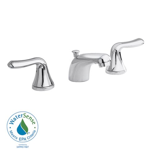 Colony Widespread Bathroom Faucet with Double Lever Handles