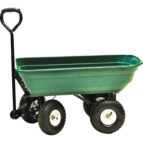 Precision Products Mighty Yard Garden Cart