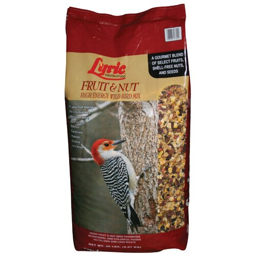 Lyric 20 Fruit and Nut Wild Bird Food