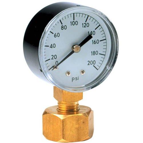 Rainbird Pressure Gauge