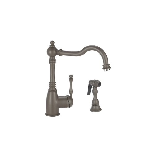 Grace Single Handle Centerset Kitchen Faucet