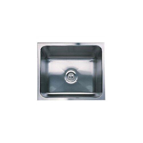 """Blanco Magnum 20"""" x 16"""" Single Bowl Undermount Kitchen Sink"""