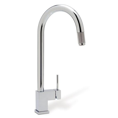 Cubiq Single Handle Single Hole Kitchen Faucet