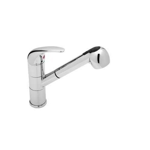 Torino Single Handle Single Hole Kitchen Faucet