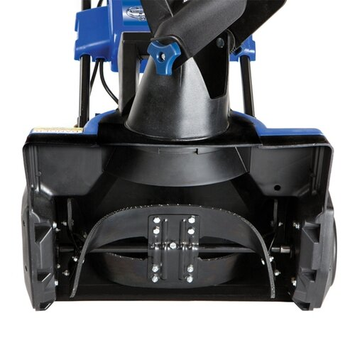 "Snow Joe iON Cordless Single Stage 18"" Electric Snow Thrower with Rechargeable Battery"