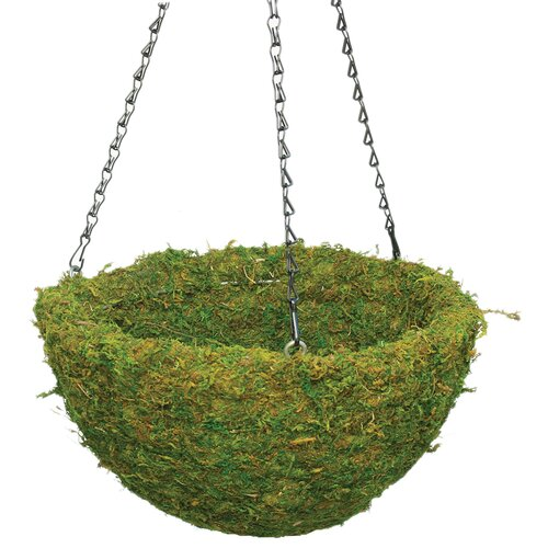 Handcrafted Round Hanging Planter