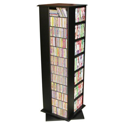Venture Horizon VHZ Entertainment 1160 CD Molded Multimedia Revolving Tower
