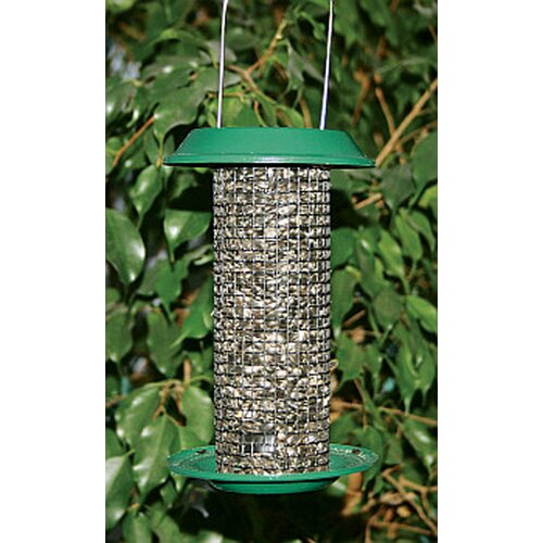 Sunflower Oil Mini-Magnum Thistle Bird Feeder