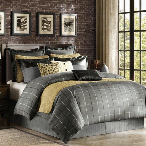 Savile Row Comforter Set