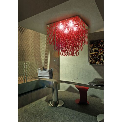 "Studio Italia Design Lole 25.59"" Suspension"