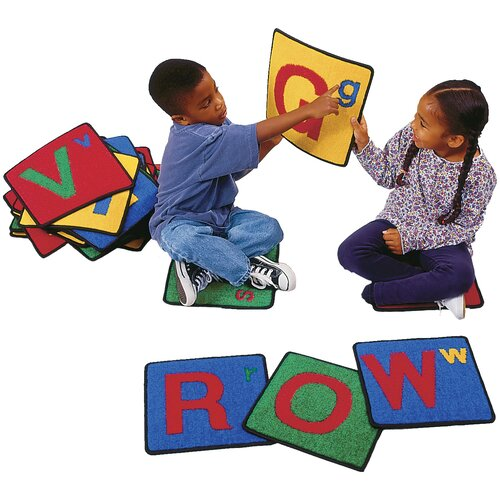 Carpets for Kids Carpet Kits Alphabet Block Kids Rugs