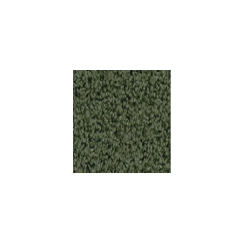 Carpets for Kids Soft Solids Pine Green Kids Rug