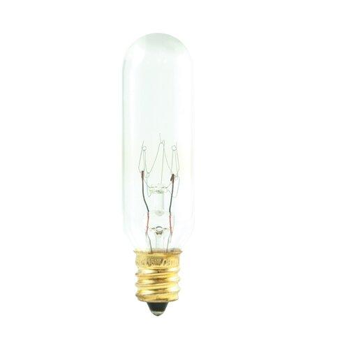 Bulbrite Industries Candelabra 15W 130-Volt (2700K) Incandescent Light Bulb