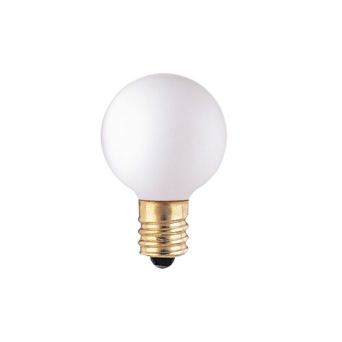 Bulbrite Industries 10W 120-Volt (2700K) Incandescent Light Bulb