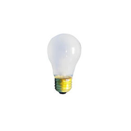 Bulbrite Industries 15W Frosted 12-Volt (2600K) Incandescent Light Bulb (Pack of 2)
