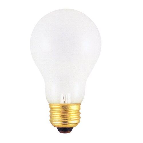 Bulbrite Industries 25W Frosted 220-Volt (2600K) Incandescent Light Bulb (Pack of 2)