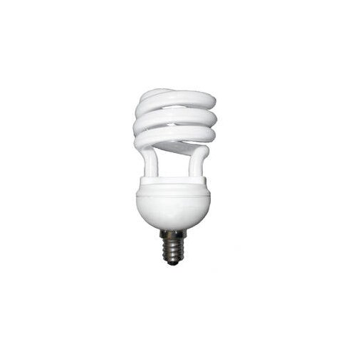 Bulbrite Industries 12W 120-Volt (2800K) Compact Fluorescent Light Bulb