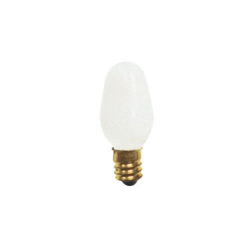 Bulbrite Industries 5W C7 Christmas Light