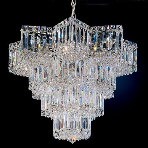 Equinoxe 15 Light Chandelier