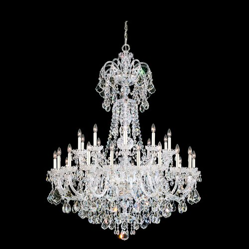 Schonbek Olde World 60 Light Chandelier