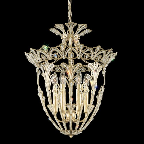 Schonbek Rivendell 6 Light Foyer Pendant