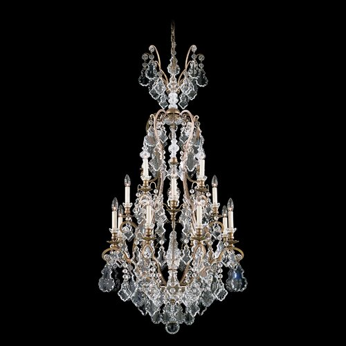 Versailles 16 Light Chandelier