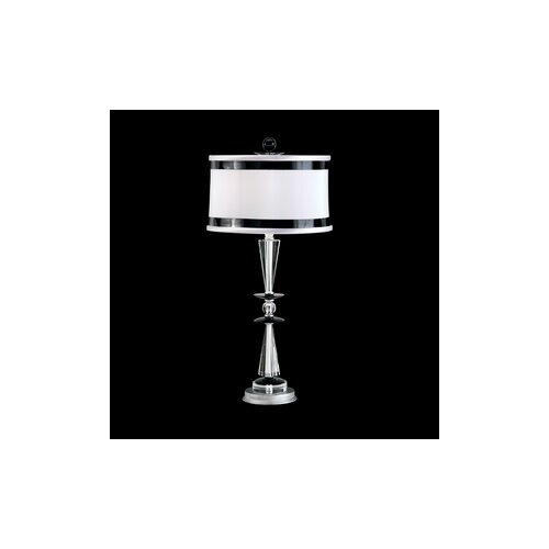 Schonbek Jasmine 1 Light Table Lamp
