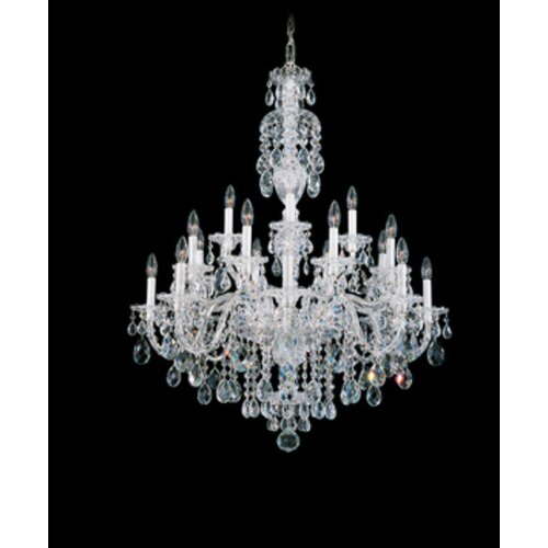 Sterling 20 Light Chandelier