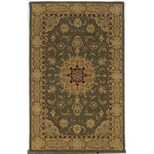 Continental Rug Company Uptown Olive Rug
