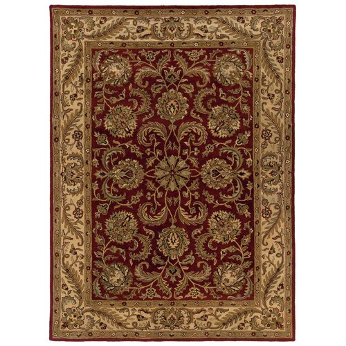 Meadow Breeze Wine Rug