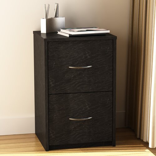 Ameriwood Industries 2-Drawer File Cabinet