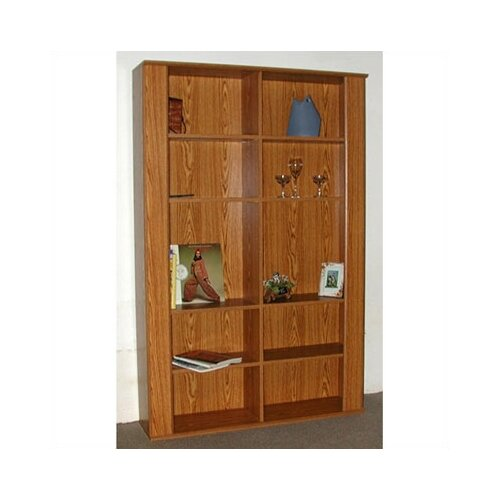 "Rush Furniture Americus 74"" Bookcase"