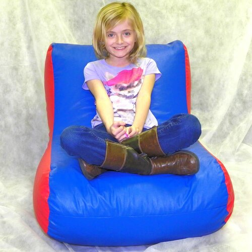 Kidz Rule Bean Bag Lounger
