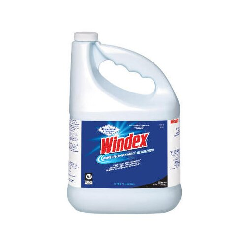 Windex® Antibacterial Multi-Surface Cleaner Lemon Scent Trigger Spray Bottle