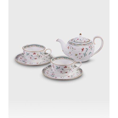 Noritake Hana Sarasa Tea Set