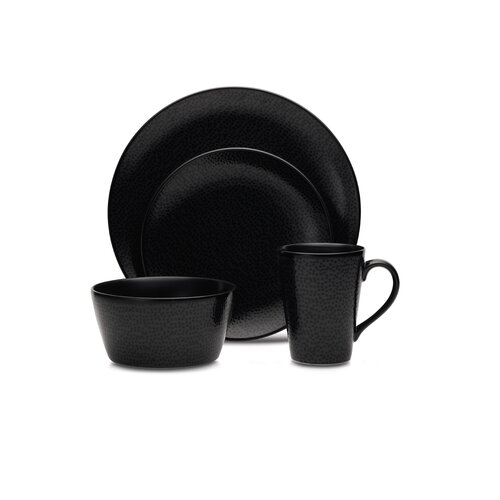 BoB Snow 4 Piece Place Setting