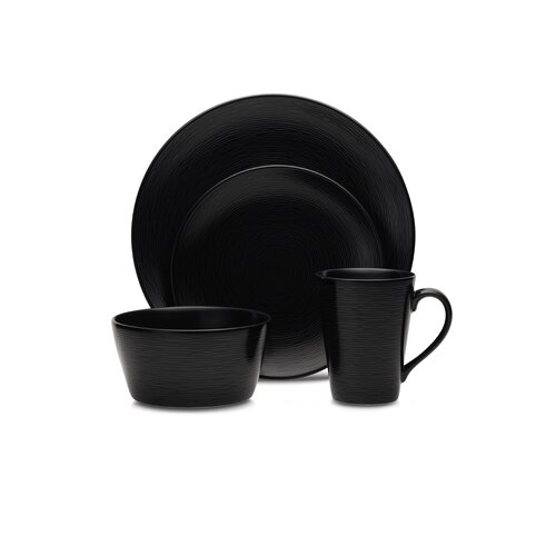 BoB Swirl 4 Piece Place Setting