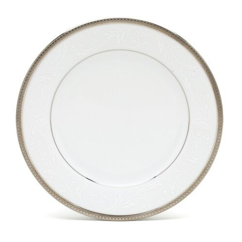 "Noritake Regina Platinum 6.25"" Bread and Butter Plate"