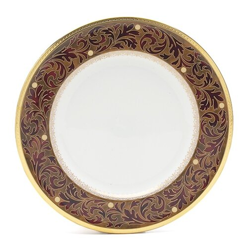 "Noritake Xavier Gold 6.75"" Bread and Butter Plate"