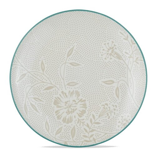 "Noritake Colorwave 8.25"" Bloom Coup Salad Plate"