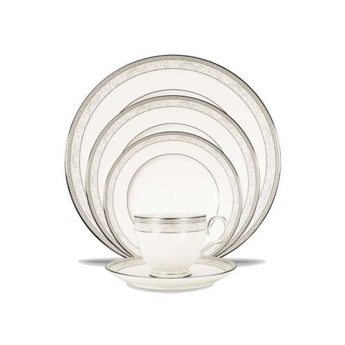 Noritake Cirque 20 Piece Dinnerware Set