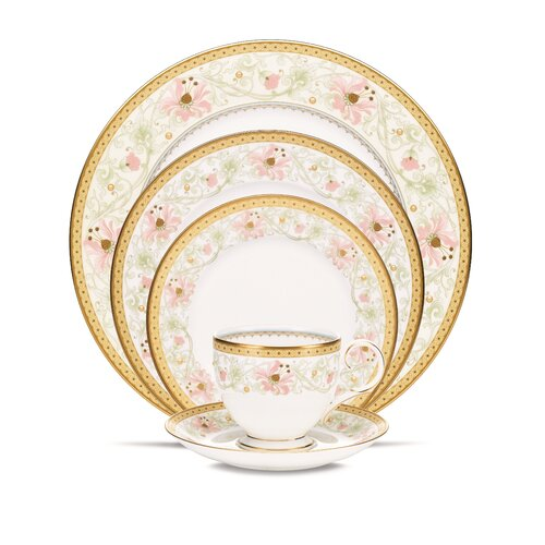 Blooming Splendor 5 Piece Place Setting with Box