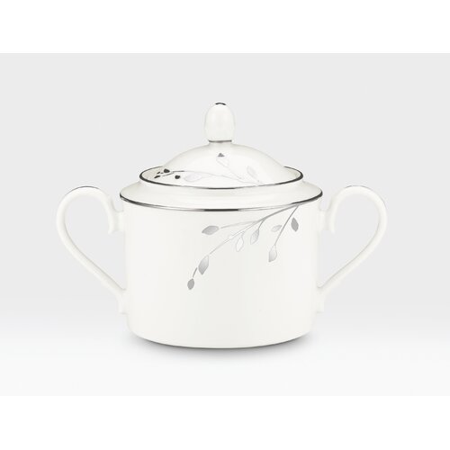 Noritake Birchwood Sugar Bowl with Lid