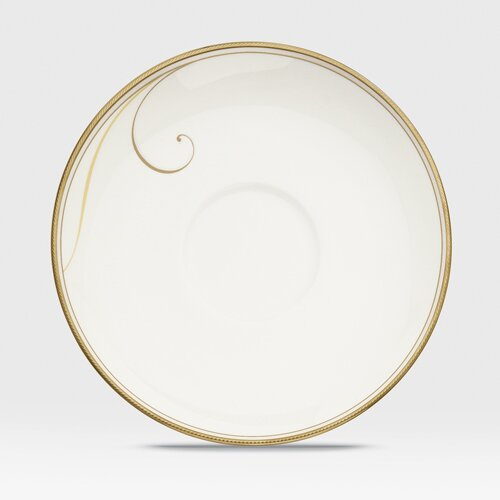 "Noritake Golden Wave 6.25"" Saucer"