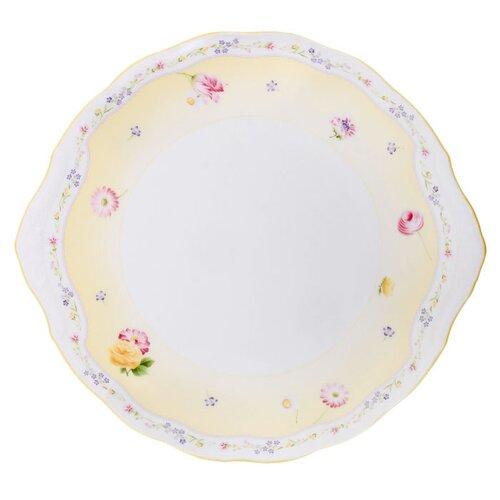 "Noritake Jeune Fleur 11"" Party Plate"