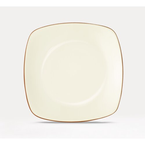 "Noritake Colorwave 10.75"" Square Dinner Plate"