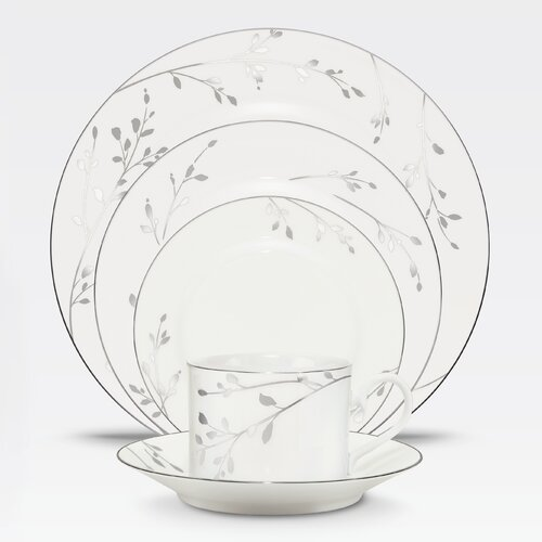 Noritake Birchwood 5 Piece Place Setting
